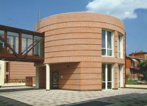 Edificio cilindrico